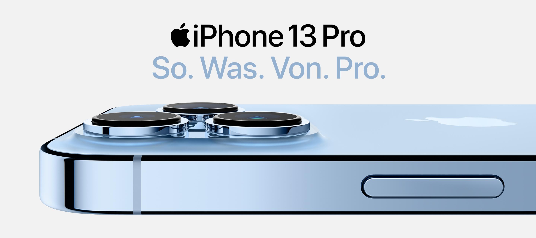 Die neuen iPhone 13 Modelle bei O₂