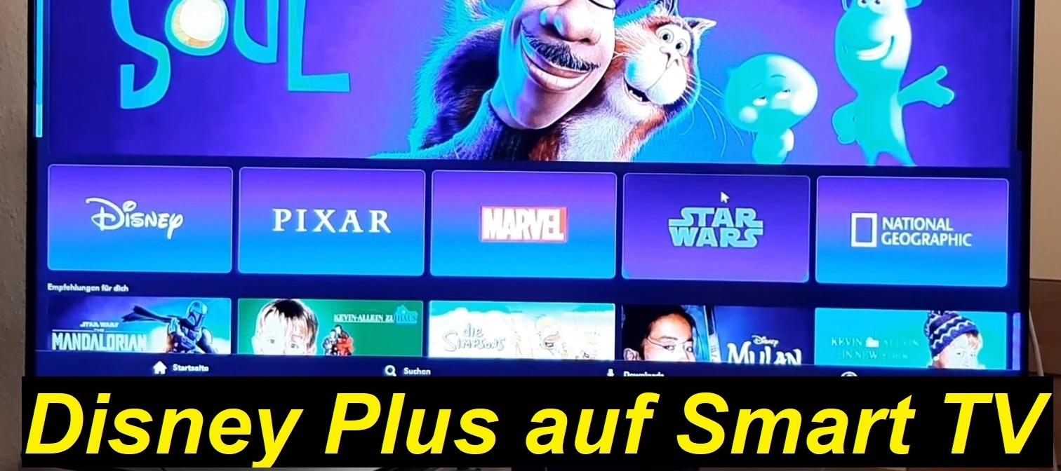Disney Plus auf dumme Smart TVs bekommen (Samsung)