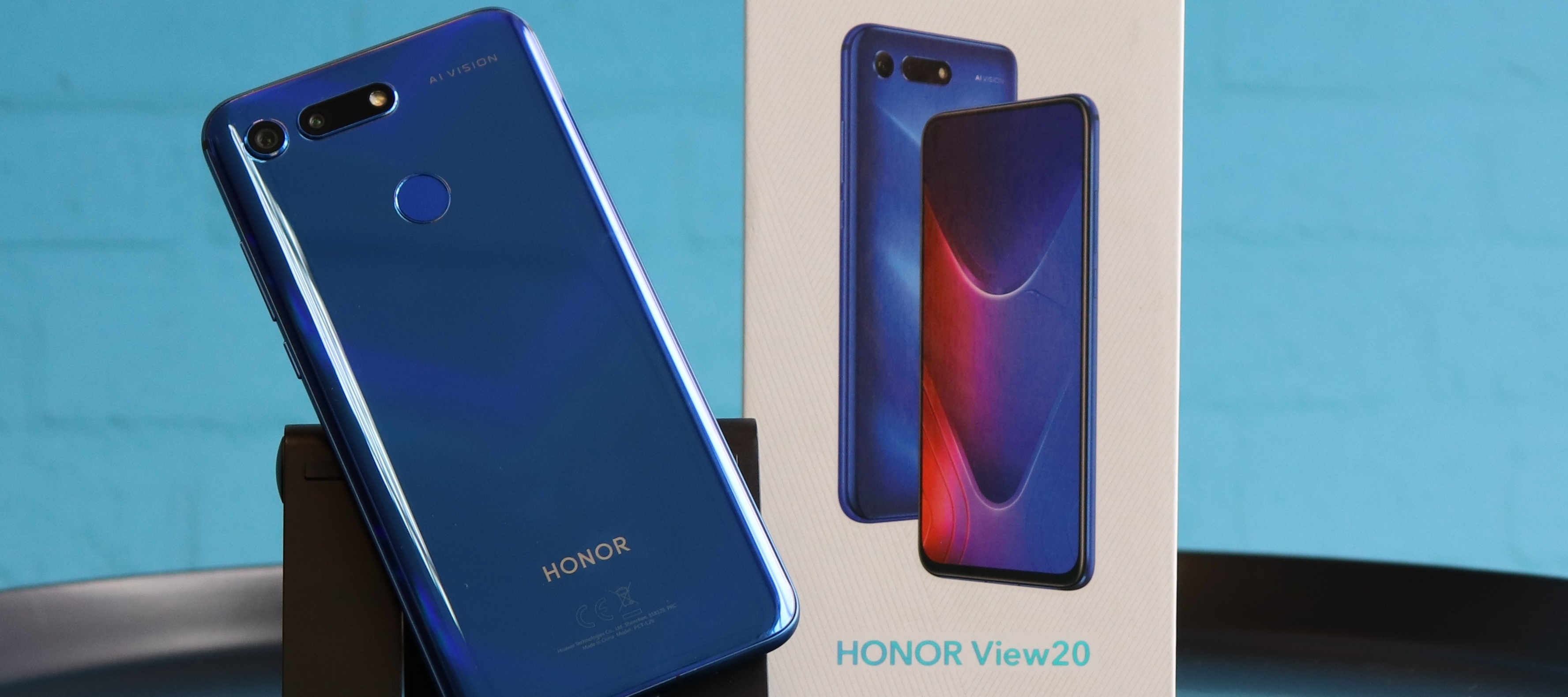 Honor View 20 - Designer-Flagship sucht Tester/in