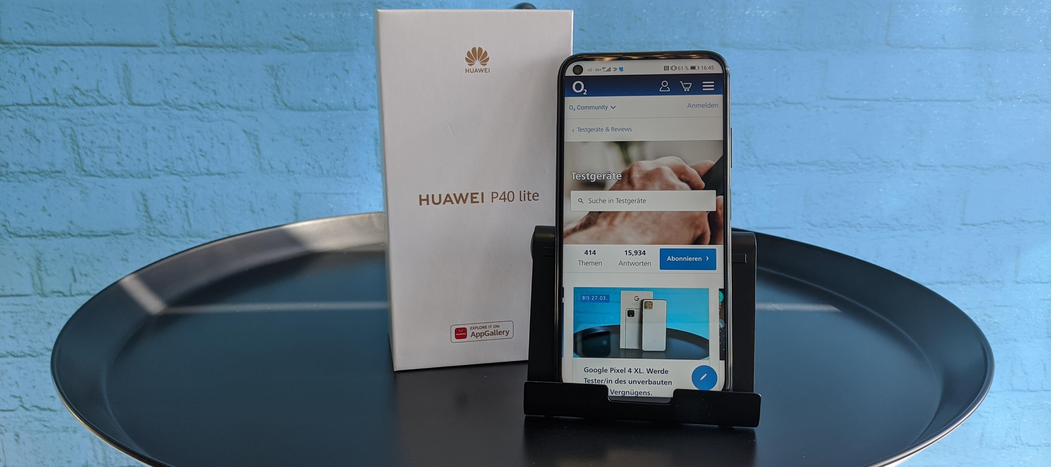 Huawei P40 Lite - teste die Low-Budget Variante mit exzellenter Kamera!