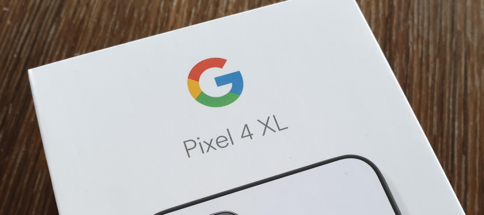 Google Pixel 4 XL - genau angeschaut