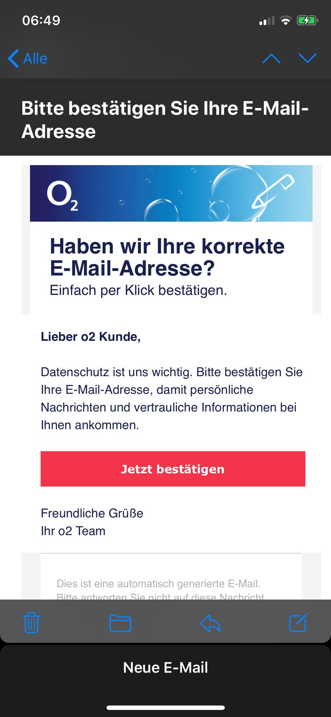 Paymorrow Fake Mail