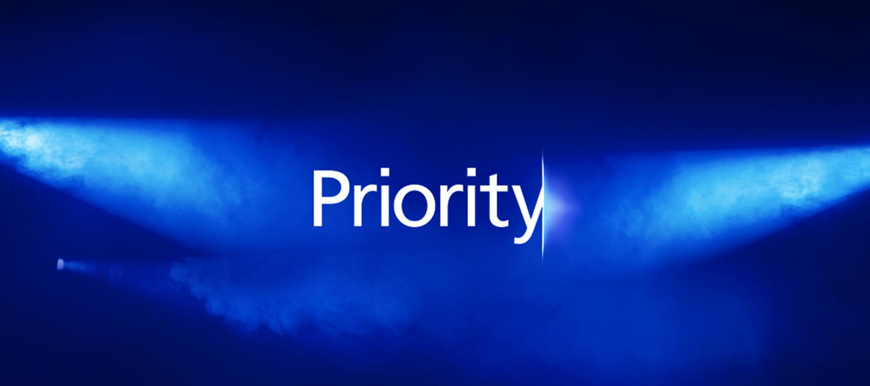 Priority - Eure Meinung ist gefragt!