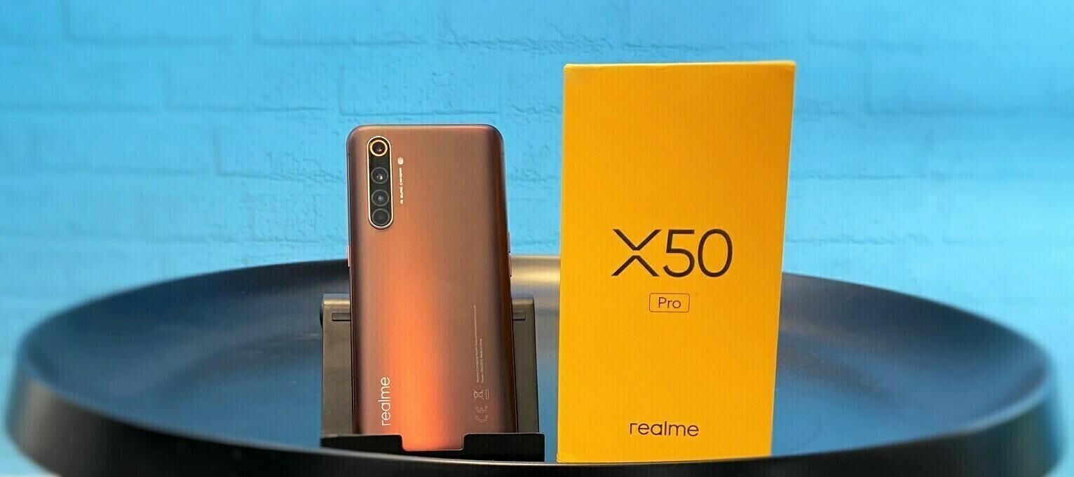 Realme X50 Pro 5G - das schnelle Flaggschiff sucht dich als Tester:in!