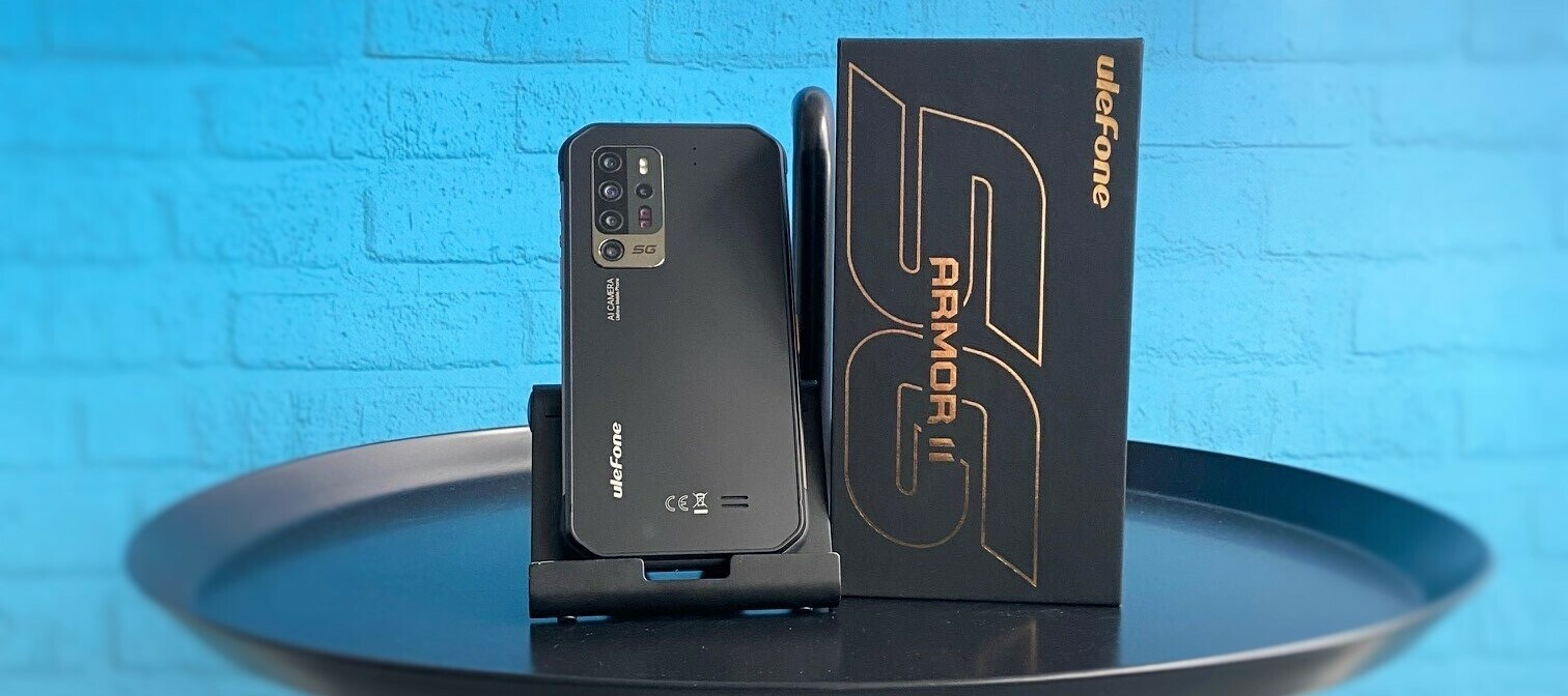 Ulefone Armor 11 5G - teste das praktische Outdoor-Smartphone.