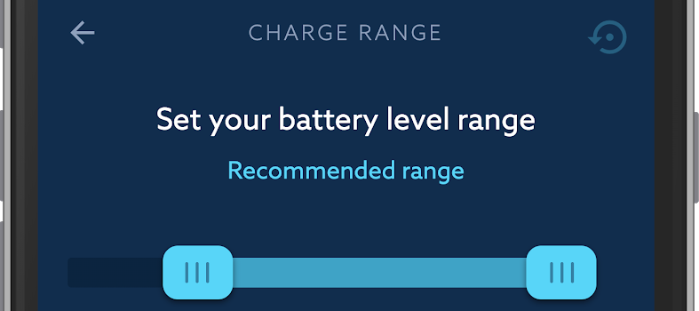 You said, we did: Minimum/Maximum charge levels for V2G is here!