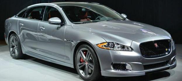 Jaguar Land Rover announces electric car