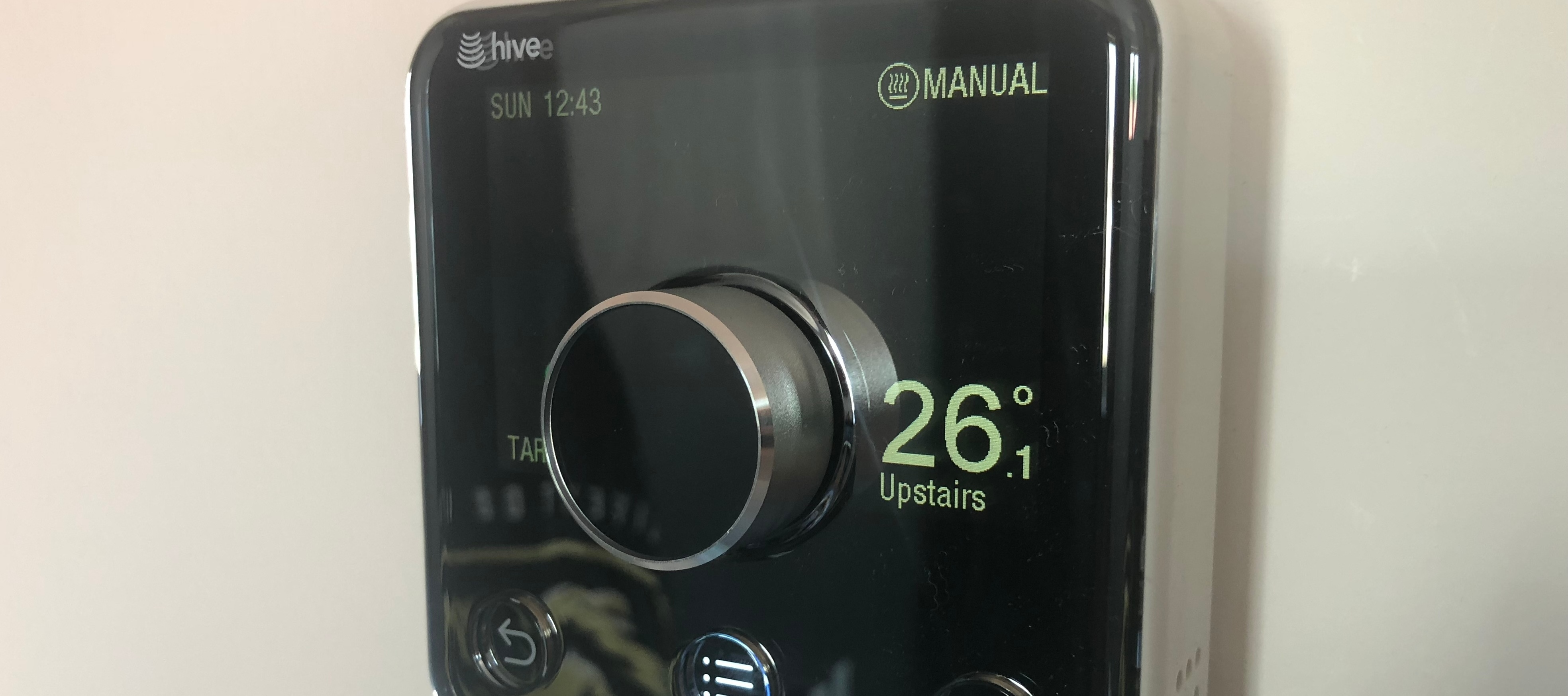 Living with a Smart thermostat - Hive