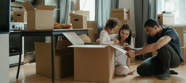 I'm moving house - why can't I take my OVO account with me to the new place?