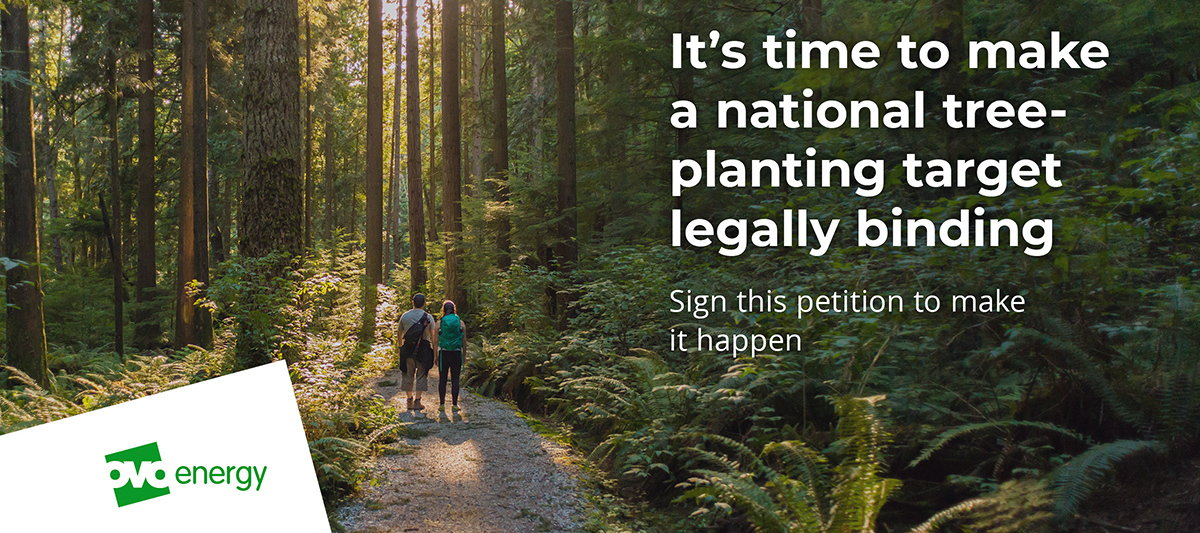 Sign our petition and call for more trees!