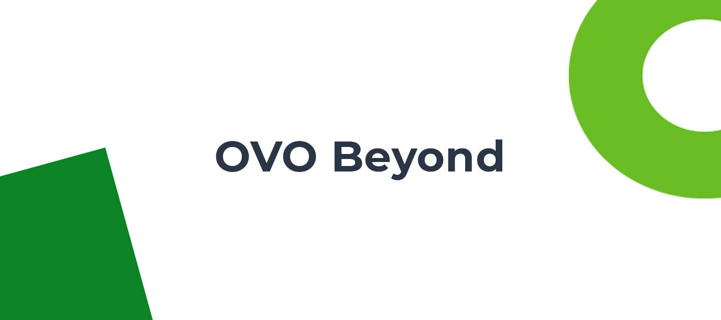 How to sign up to OVO Beyond on the new online account