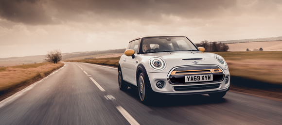 Mini EV owners can receive 5000 free miles - with EV Everwhere