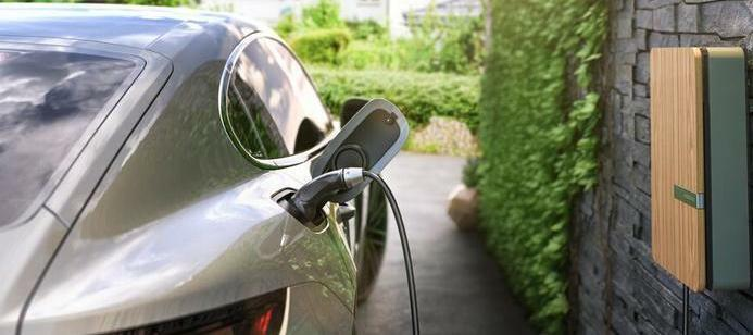 Electric vehicle home charging points