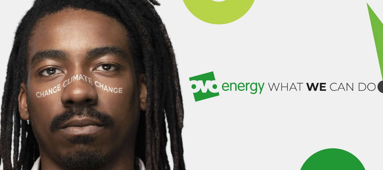 Could you be the 2020 face of zero carbon living for OVO Energy?