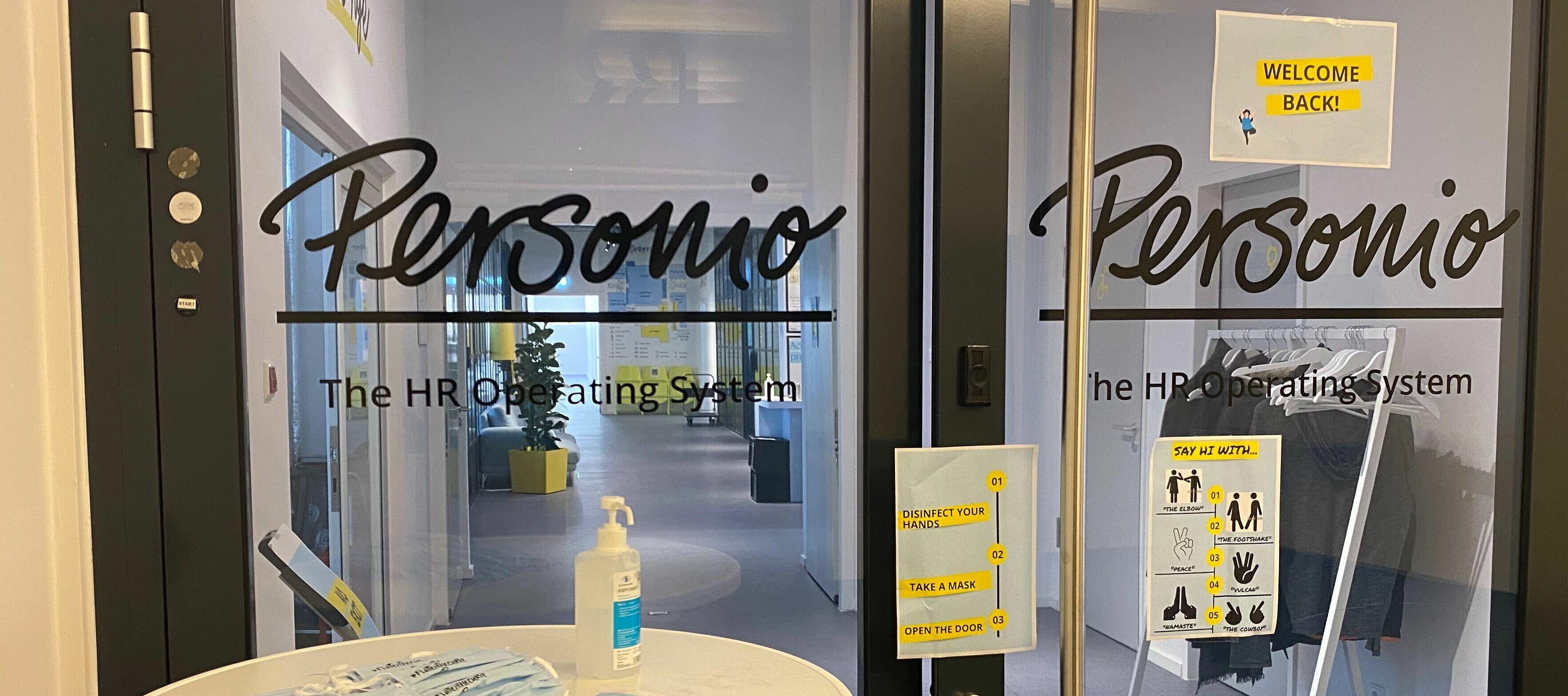 Office Opening @ Personio München