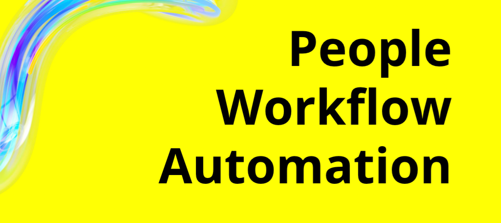 New in Personio: People Workflow Automation