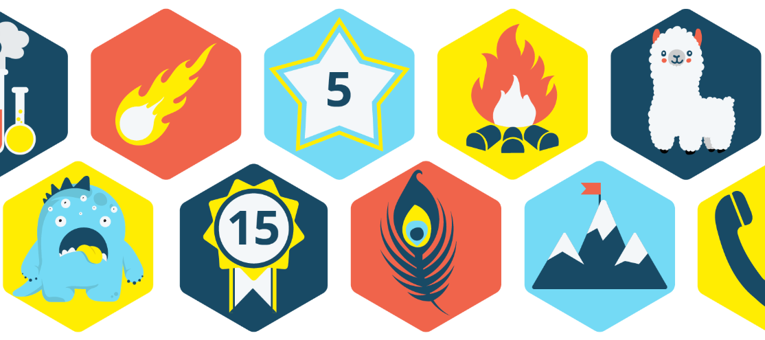 How to: Collect Badges