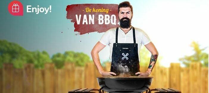 Enjoy! déclare la saison du barbecue ouverte !