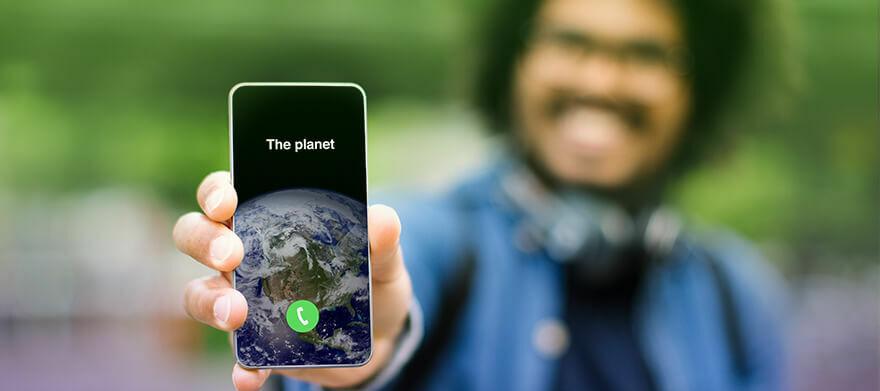 Refurbished smartphone: goed voor de planeet, goed voor je portemonnee