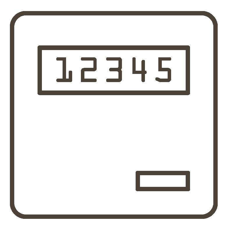 Meters en meterstanden