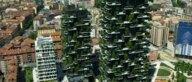 Verticale bossen verduurzamen de stad