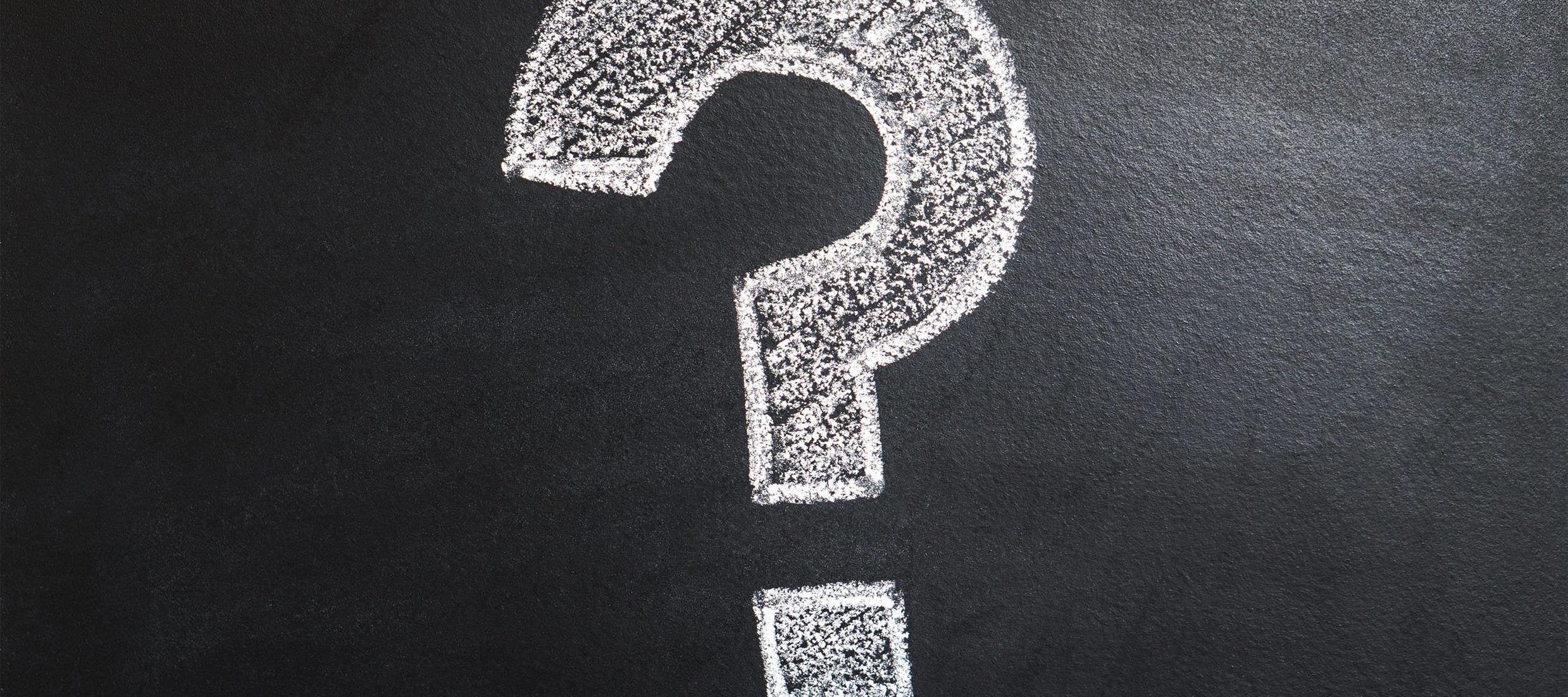 Wanneer gebruik je de 'Stel je vraag' categorie?