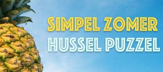 De Simpel-zomer-husselpuzzel