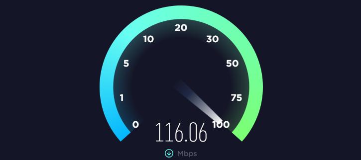 Hoe kan ik de snelheid meten van mijn mobiele internetverbinding?