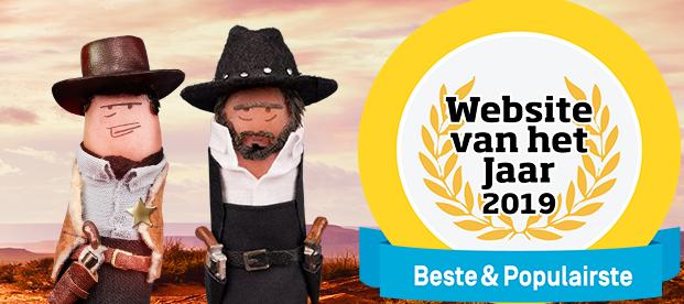 Simpel.nl opnieuw Beste & Populairste Website van het Jaar