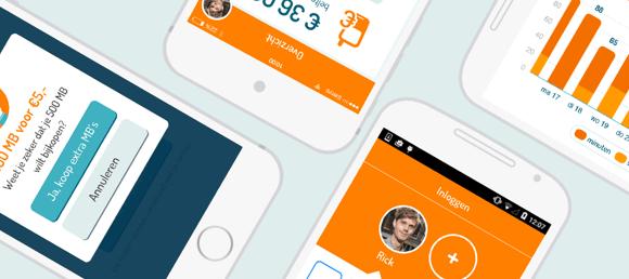 Nieuwe Functie in de Mijn Simyo app!