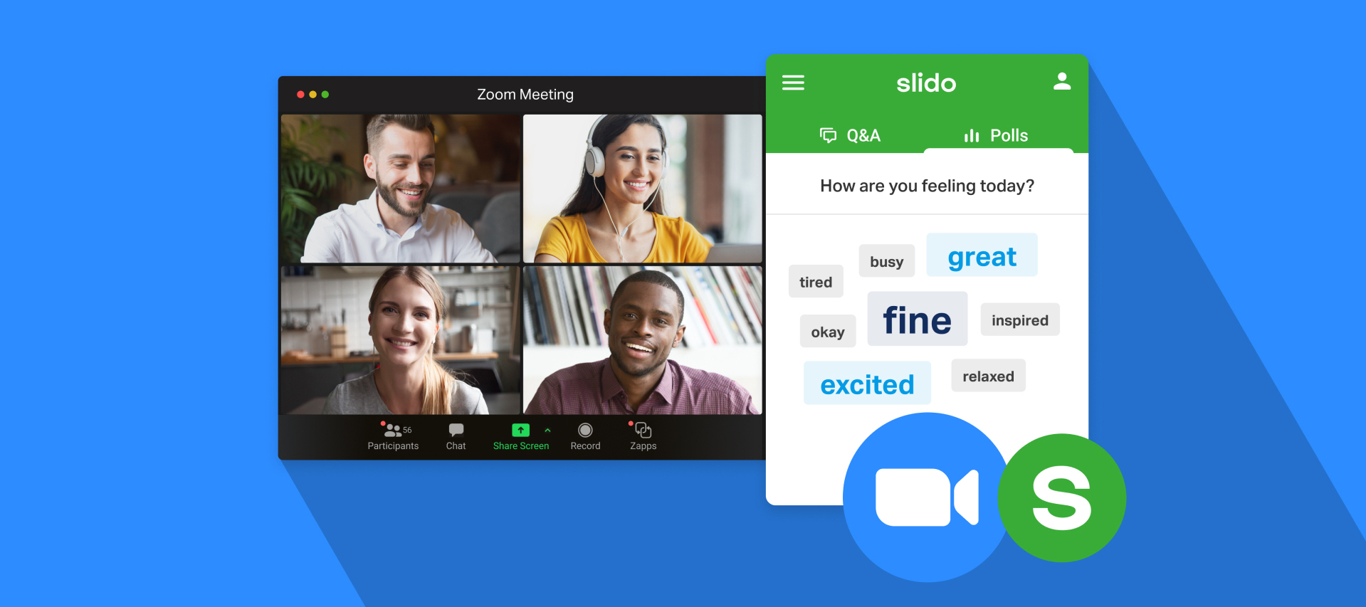 Slido Teams up With Zoom to Bring More Interaction to Your Online Meetings
