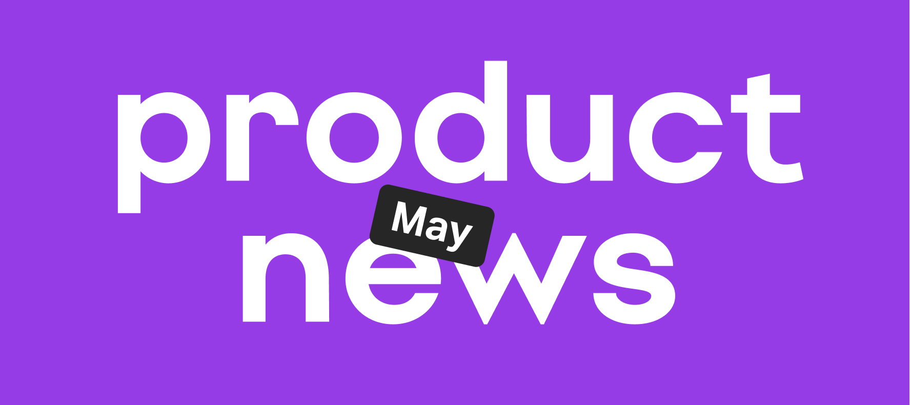 What's new in Slido: May 2021 💪