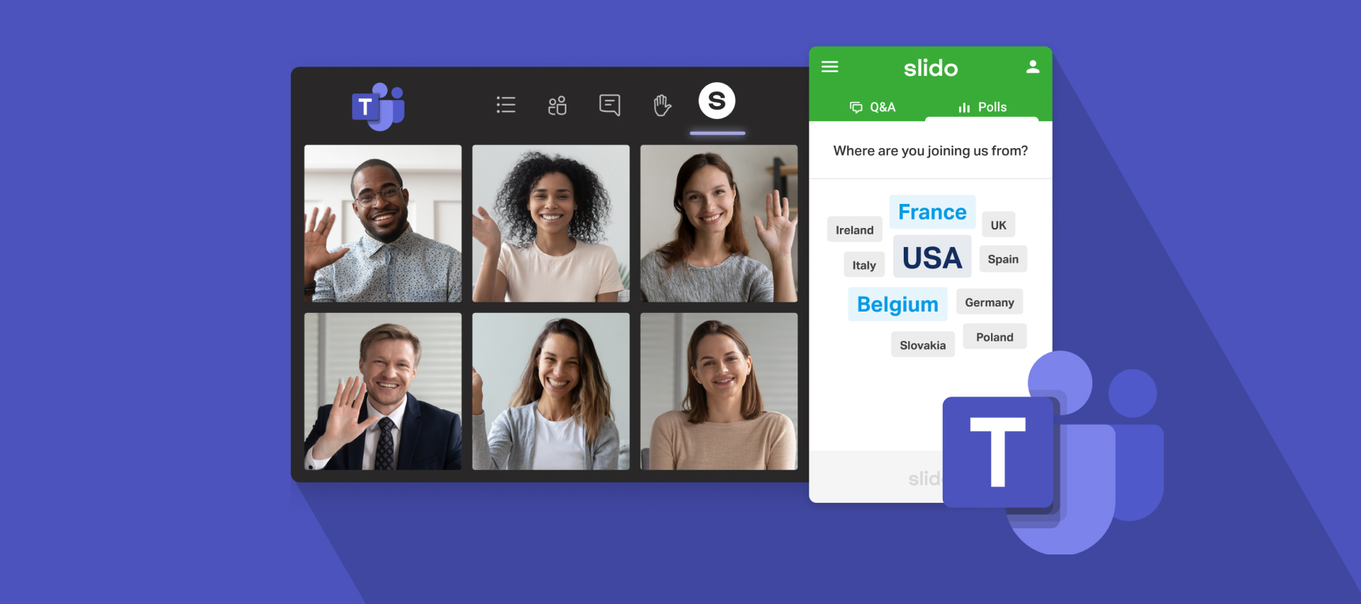 Highlights from Slido Product Event: Building the future of presentations together