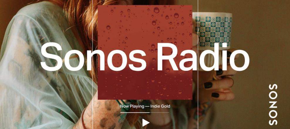 Sonos 11.1 bringt Sonos Radio