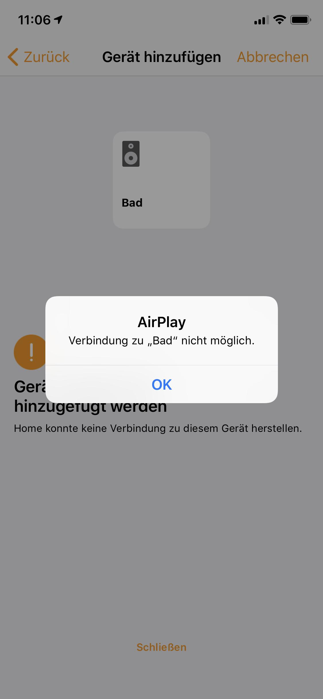 Airplay Funktioniert Nicht