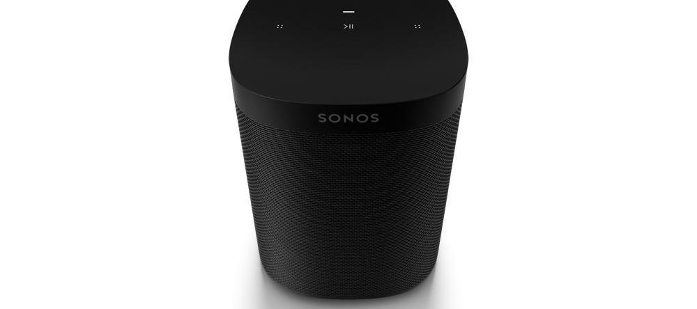 Mød Sonos One SL