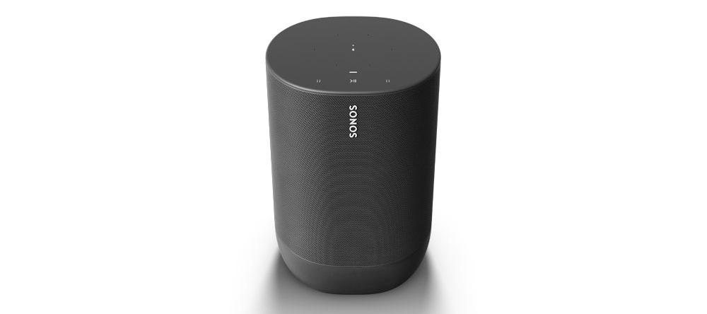 Introducerar Sonos Move, klockrent ljud överallt