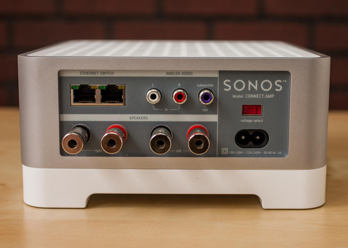 Sonos hook up to tv