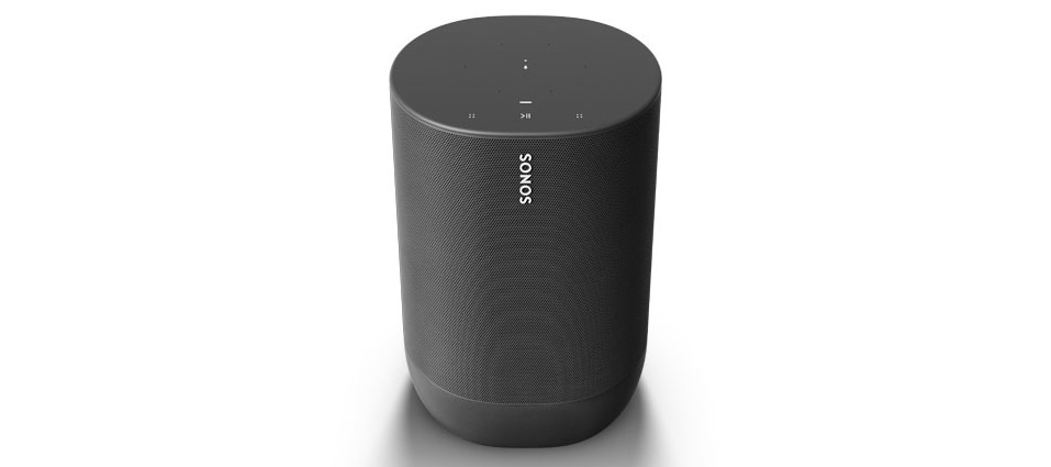 Introducing Sonos Move, Brilliant Sound Anywhere