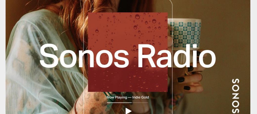Sonos 11.1 Brings Sonos Radio
