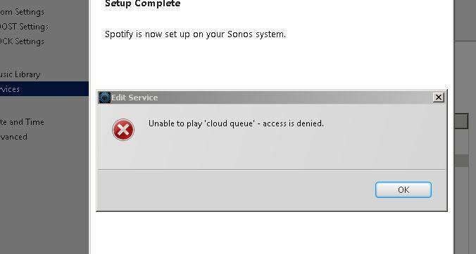 Spotify/Sonos controls slow to respond | Sonos Community