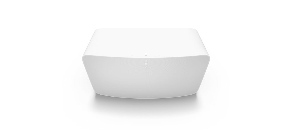 Meet Sonos Five, studio-quality sound