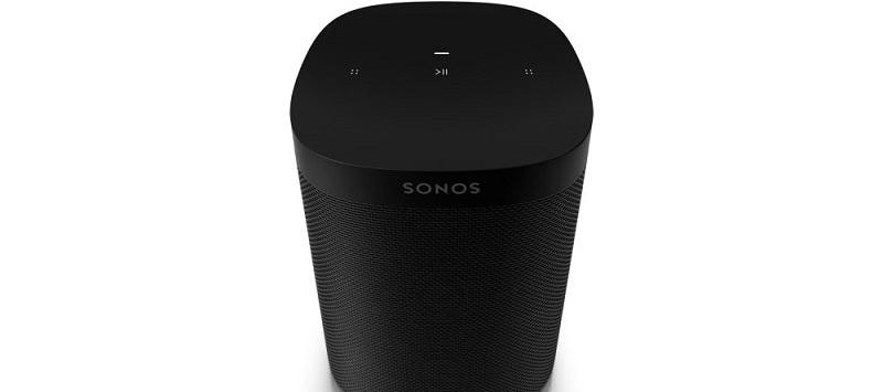 Présentation du Sonos One SL