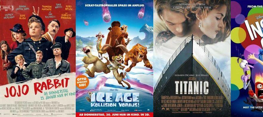 VOD : Sélection en allemand