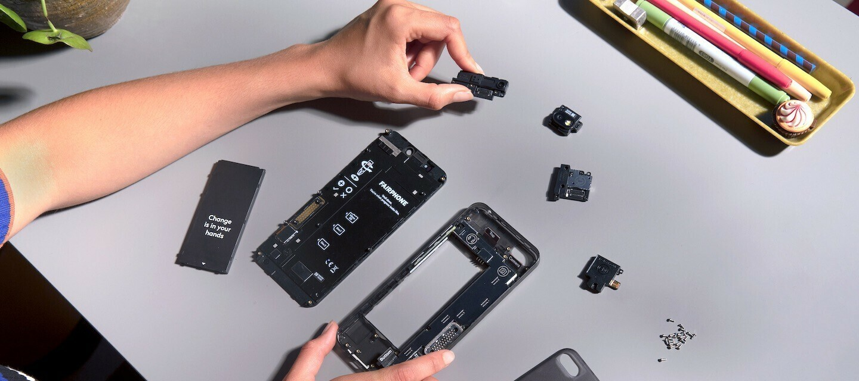 Découvrez le nouveau téléphone responsable : le Fairphone 3