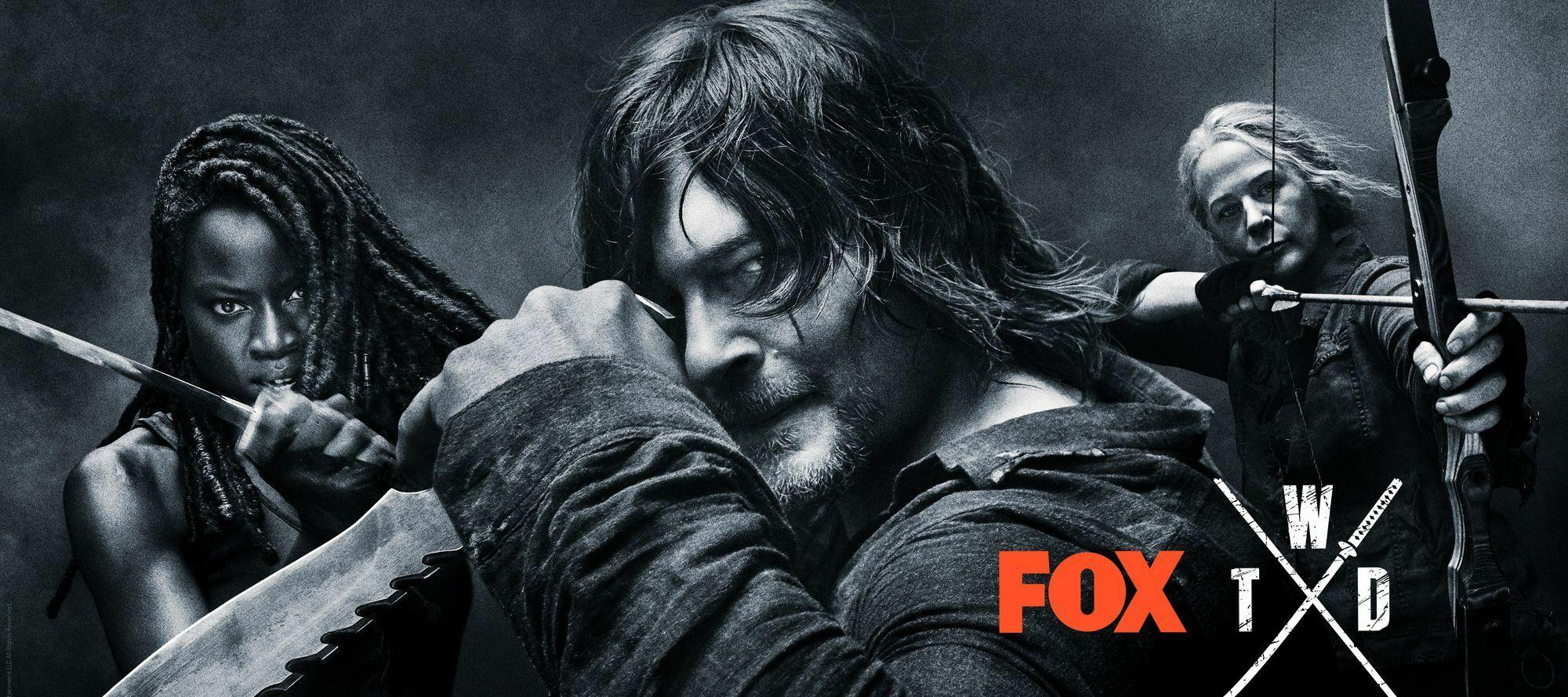 The Walking Dead : Retour de la saison 10 sur FOX le 24 février