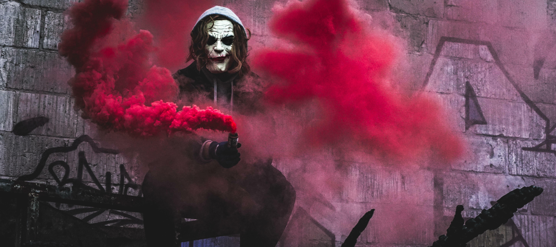 [Topic Tuesday] Verkleed als The Joker door de straten van New York!
