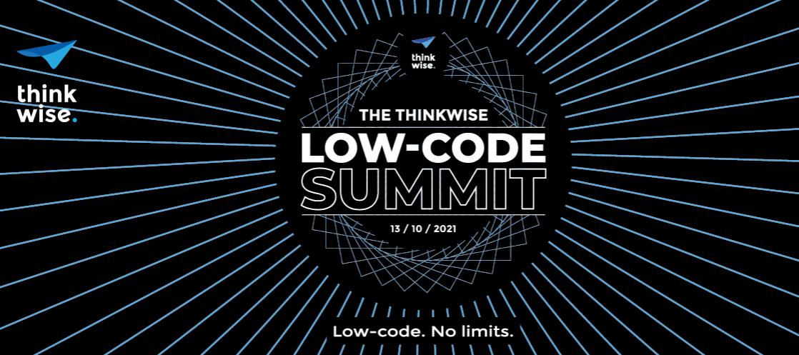 Thinkwise Low-Code Summit 2021