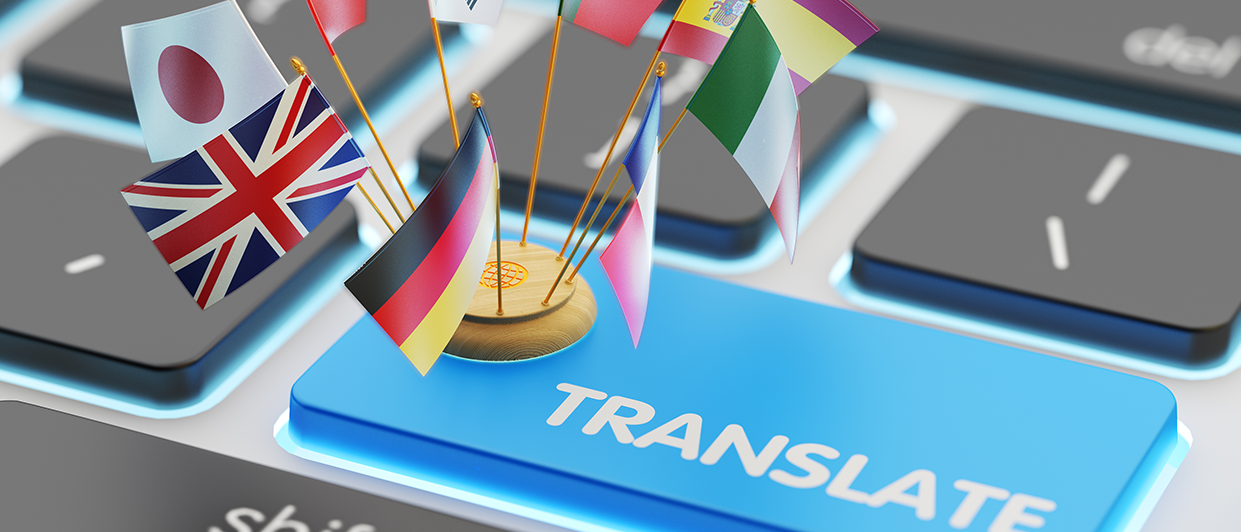 Translated labels in reports