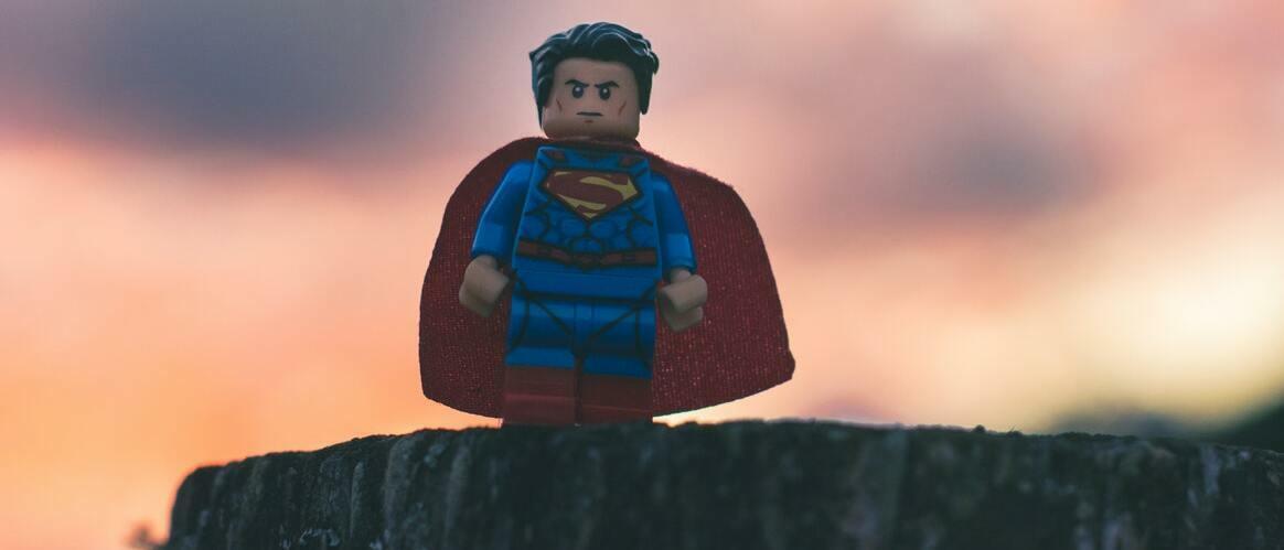 How to become a superhero!